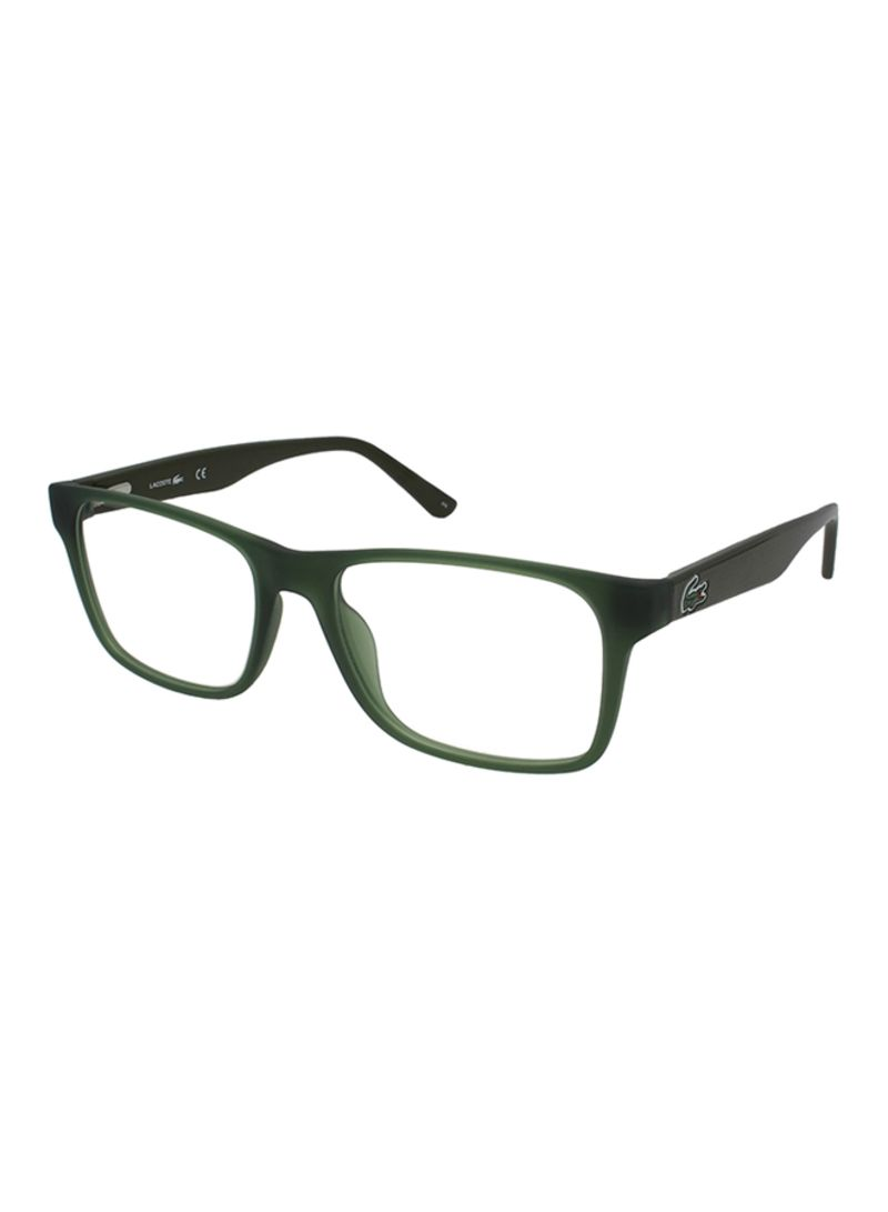 eca97f1617 otherOffersImg v1524582454 N14369541A 1. Lacoste. Men s Full Rim  Rectangular Eyeglass Frame L2741-004