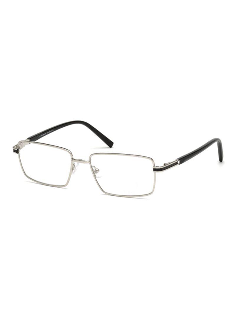 9b54fff31a otherOffersImg v1524582516 N14369695A 1. Mont Blanc. Men s Full Rim  Rectangular Eyeglass ...