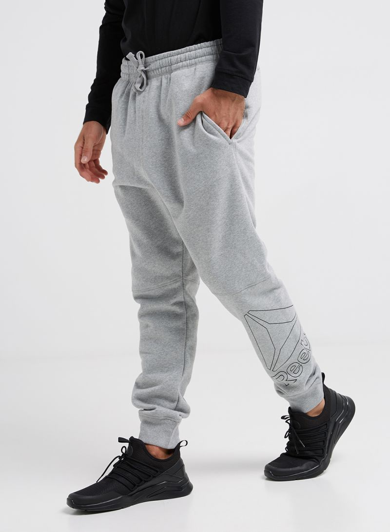 a5ac031e8854 Shop Reebok Big Logo Jogger Pant Medium Grey Heather online in Dubai ...
