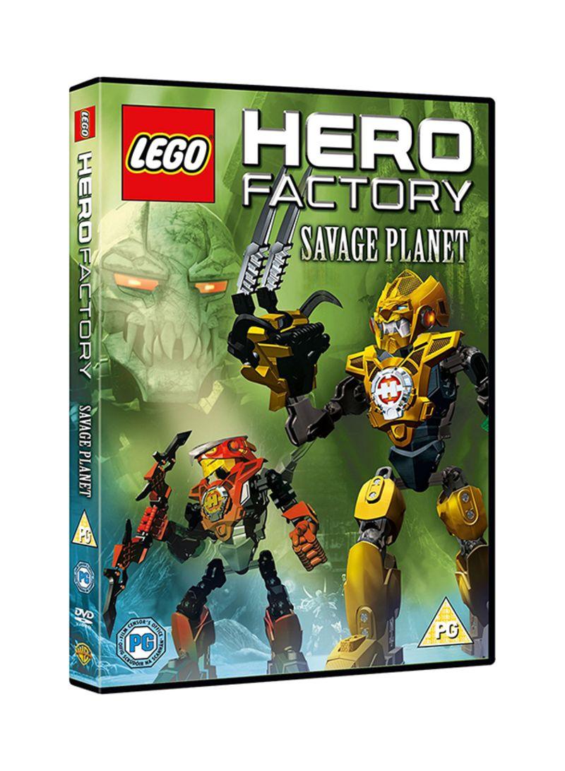 Shop Lego Hero Factory Savage Planet Dvd Online In Riyadh Jeddah