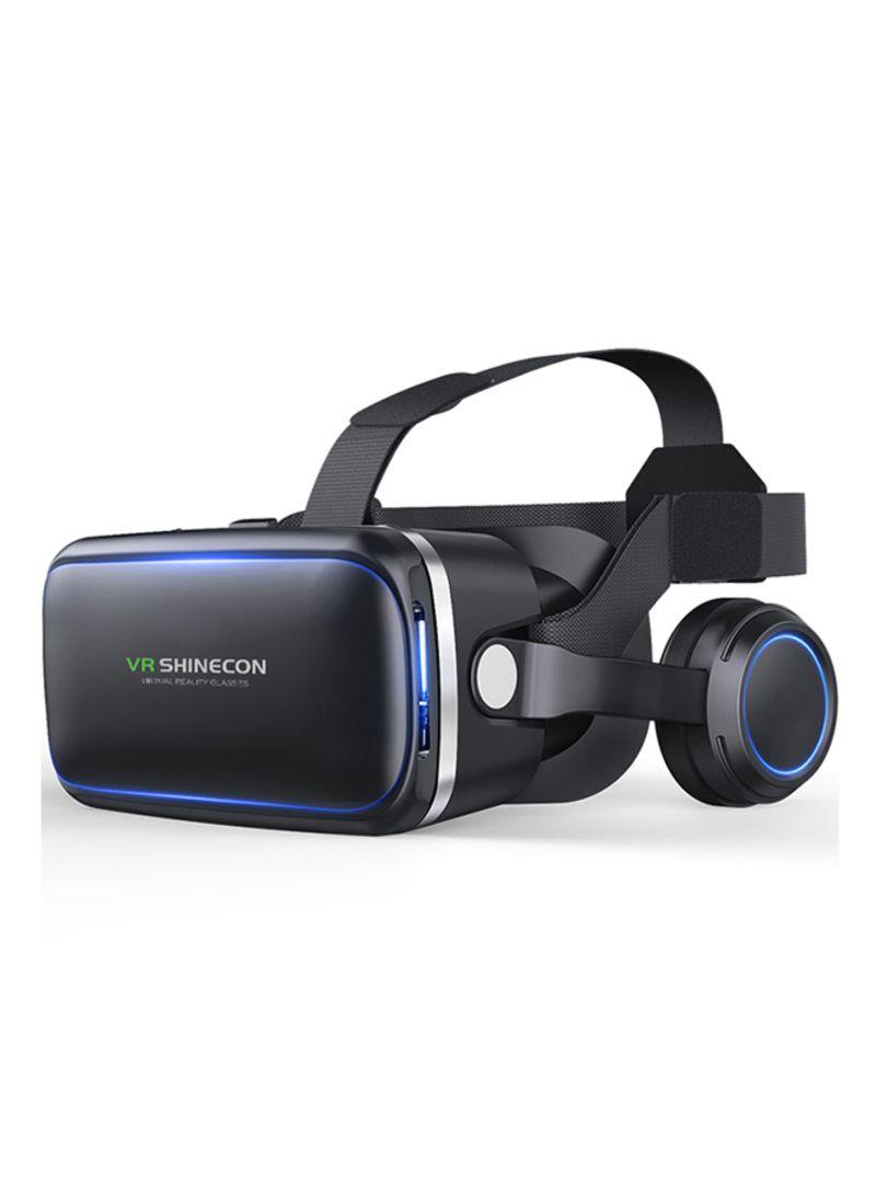 94dadb06f نظارات الواقع الإفتراضي، ثلاثية الأبعاد، تدعم الجيل الرابع، للألعاب أسود