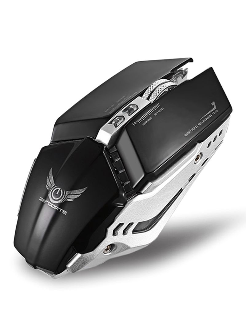 Shop ZERODATE 3200 DPI Wired Gaming Mouse With LED Light