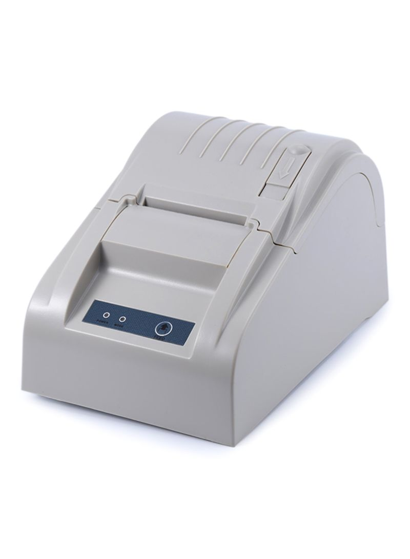 Shop zjiang ZJ-5890T-58mm USB Thermal Receipt Printer White