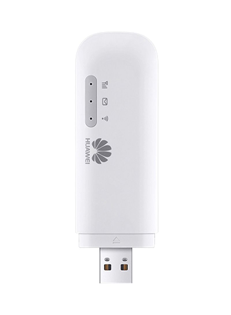 Shop Huawei E8372h-155 4G Wireless Modem Stick LTE WiFi Dongle 150Mbps 150  Mbps White online in Dubai, Abu Dhabi and all UAE
