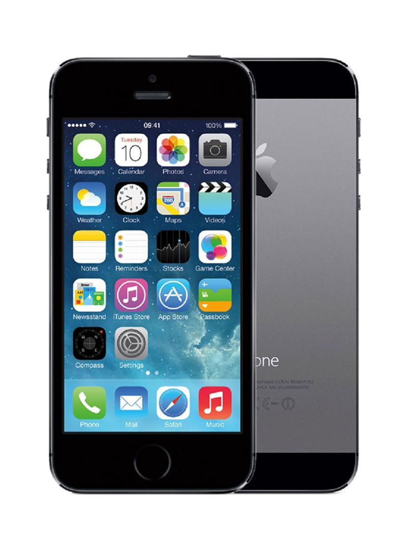 iPhone 5S With FaceTime Space Gray 16GB 4G LTE Price in UAE