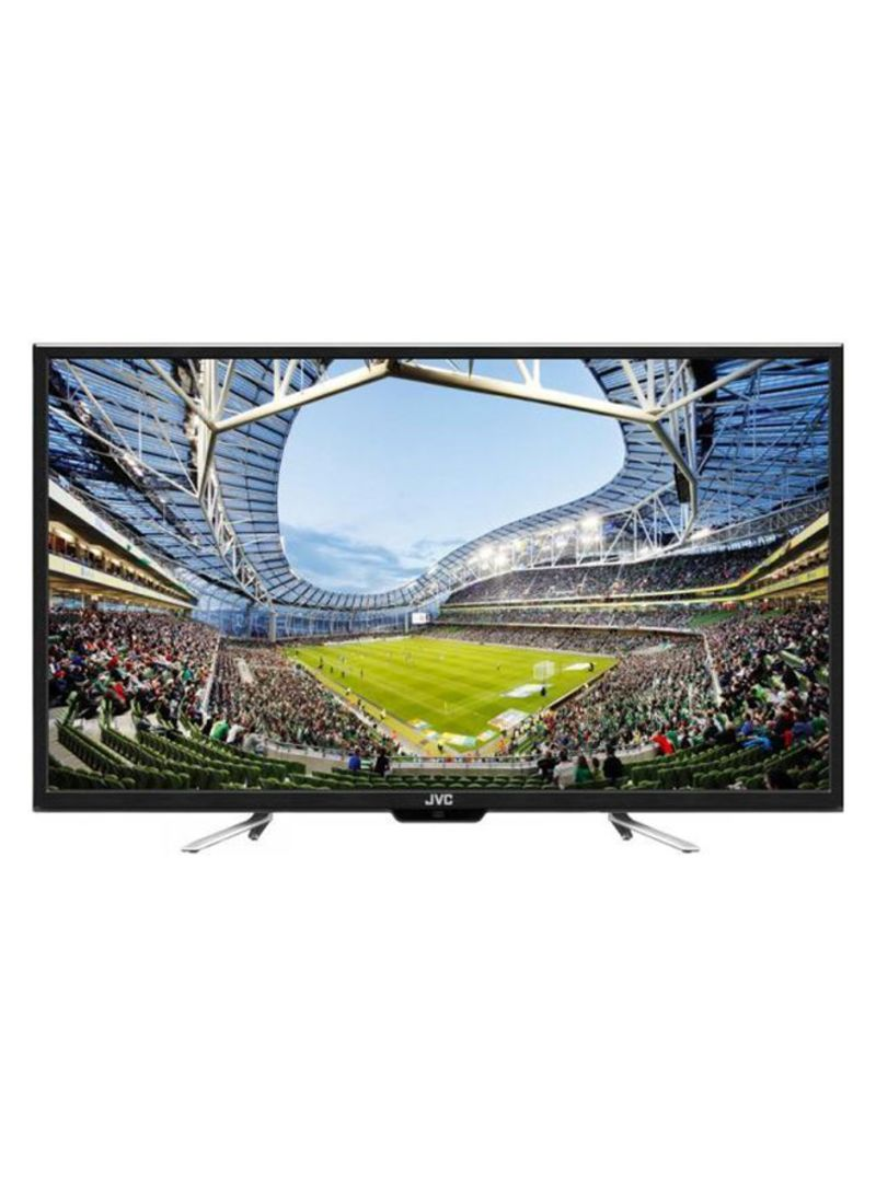 Shop JVC 40-Inch Full HD LED TV LT40N555 Black online in Dubai, Abu