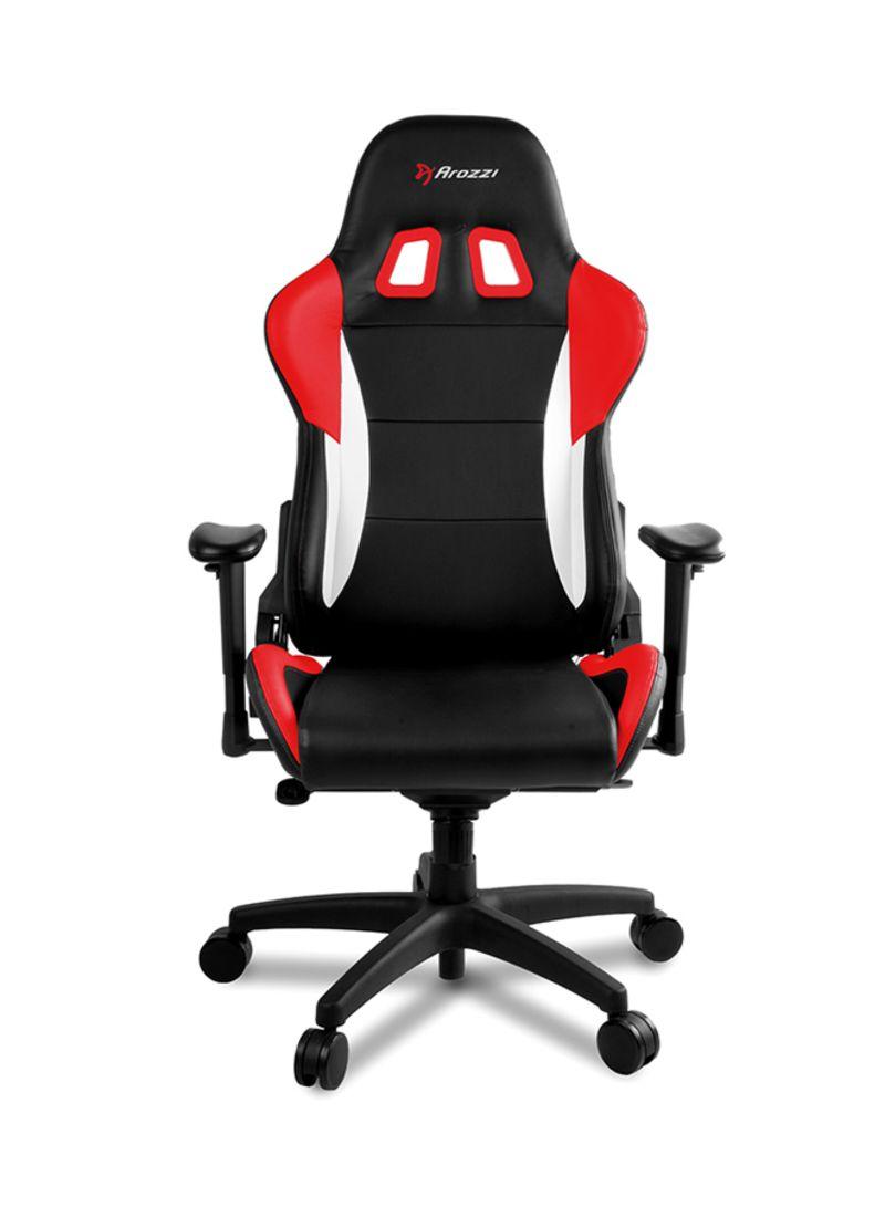 Awe Inspiring Shop Arozzi Verona Pro V2 Premium Gaming Chair Red Black Inzonedesignstudio Interior Chair Design Inzonedesignstudiocom
