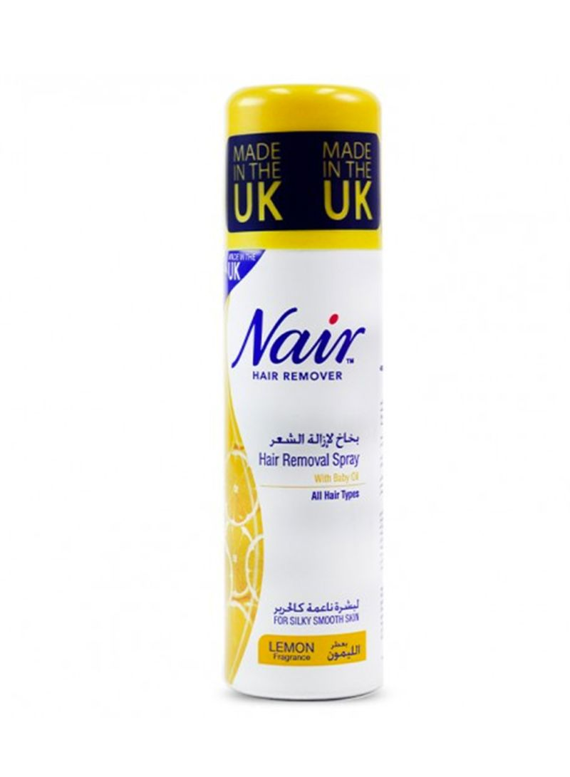 Shop Nair Hair Removal Spray 200ml Online In Riyadh Jeddah And