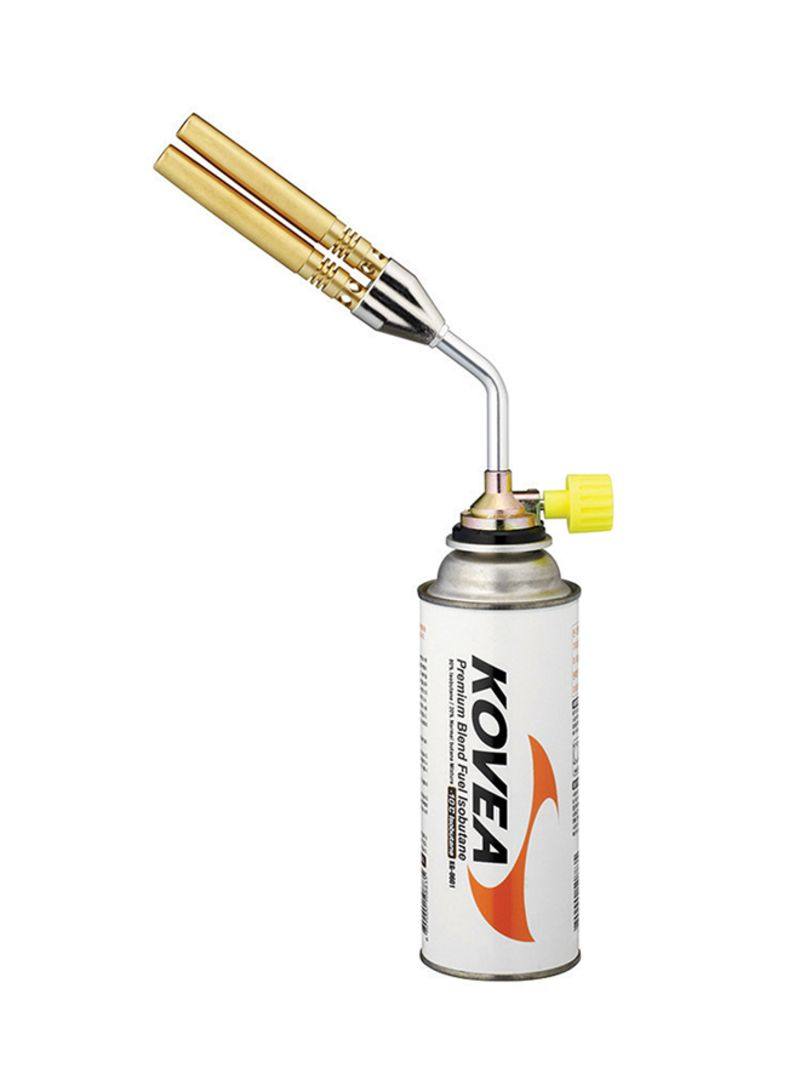 Shop KOVEA Twin Brazing Torch Easy Control Flame Power