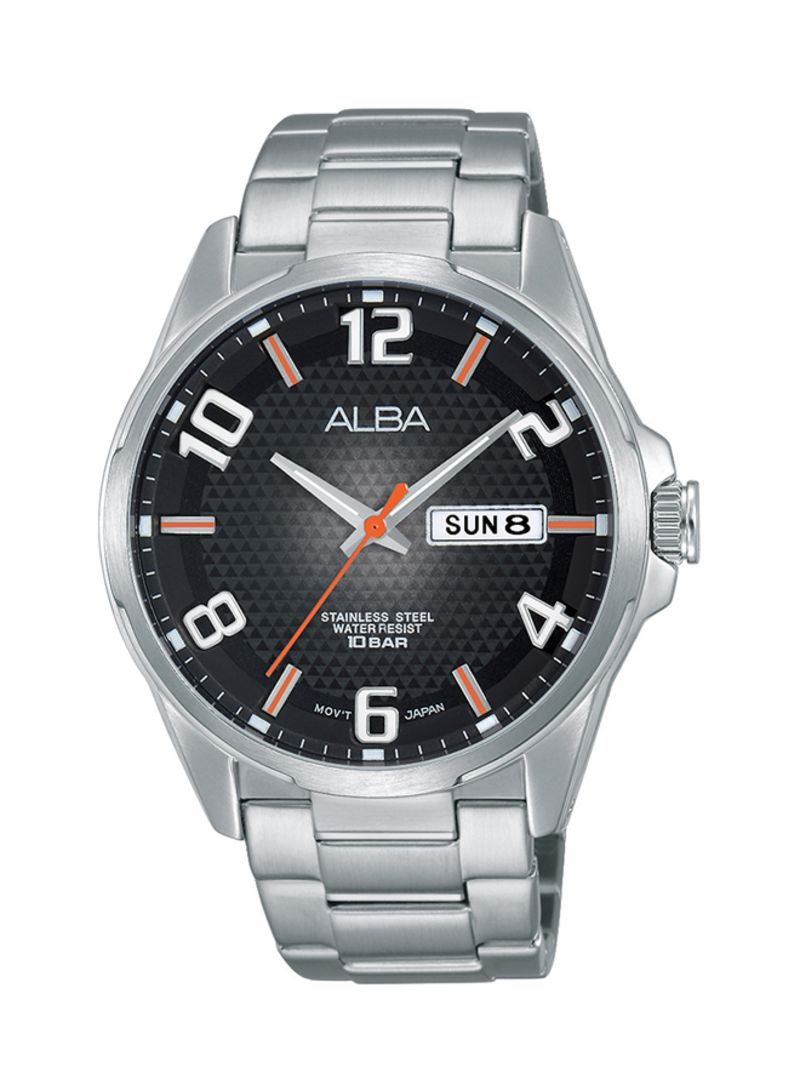 Shop Alba Men's Stainless Steel Analog Watch AT2059XQ online in Riyadh,  Jeddah and all KSA