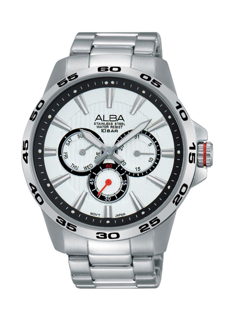 Shop Alba Men's Stainless Steel Analog Watch AP6309X1 online