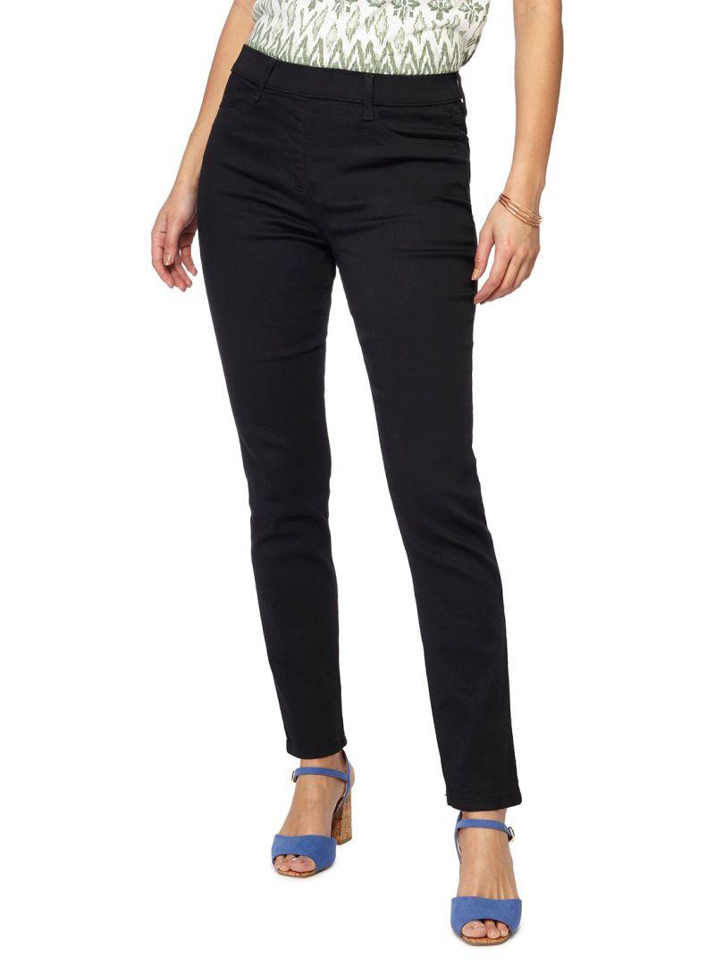 f599de5e048e8 Shop Debenhams The Collection Slim Fit Jeggings Black online in ...