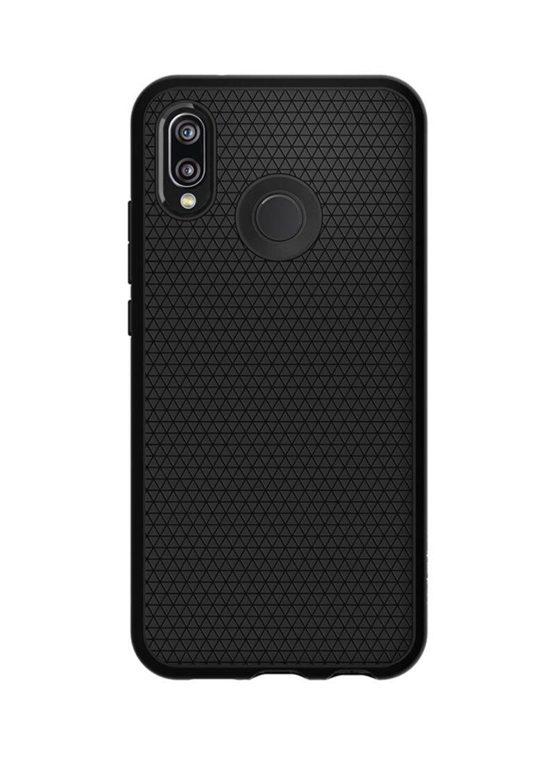 Shop Spigen Thermoplastic Polyurethane Liquid Air Case Cover For Huawei  Nova 3e/P20 Lite Black online in Dubai, Abu Dhabi and all UAE