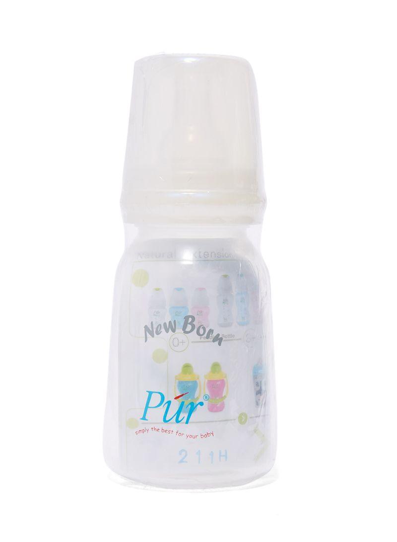 Shop Pur BPA Free New Born Baby Feeding Bottle 130 ml online in Dubai, Abu  Dhabi and all UAE