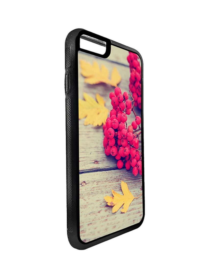 pretty nice cb5af 68afe Shop Decalac Protective Case Cover For Apple iPhone 7 Red Mulberry online  in Riyadh, Jeddah and all KSA