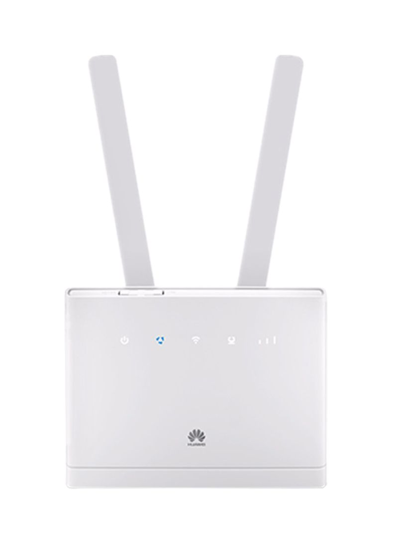 Shop Huawei 4G LTE Router 150 mbps White online in Dubai, Abu Dhabi and all  UAE