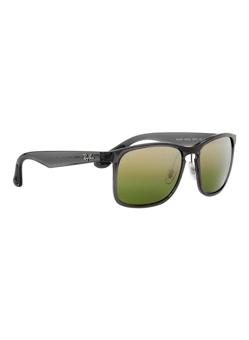 c5c22b4e2a otherOffersImg v1526285745 N14489036A 1. Ray-Ban. Men s Chromance Square  Sunglasses ...