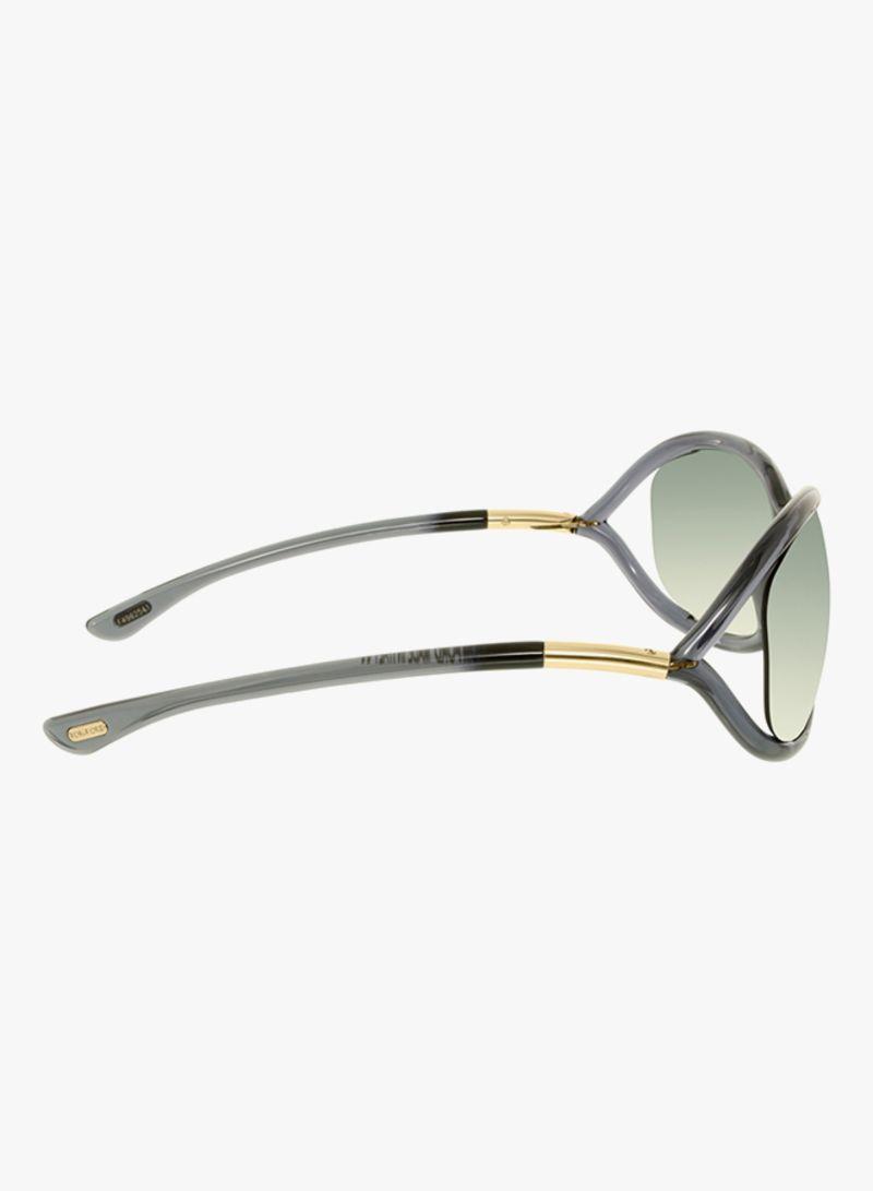 012f0179fef Shop TOM FORD Women s Jennifer UV Protected Sunglasses FT0008-0B5 ...