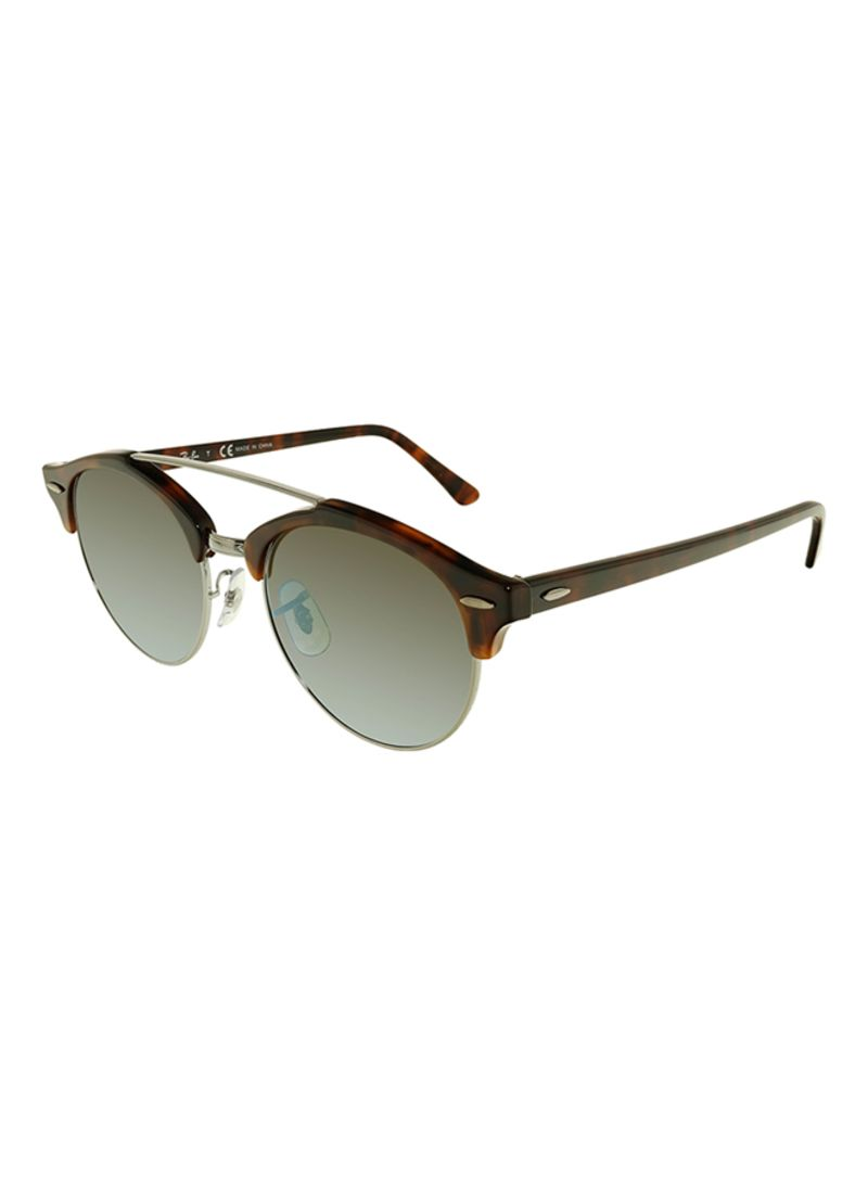 4dfa918d6a Clubround Double Bridge UV Protected Sunglasses RB4346-62519J
