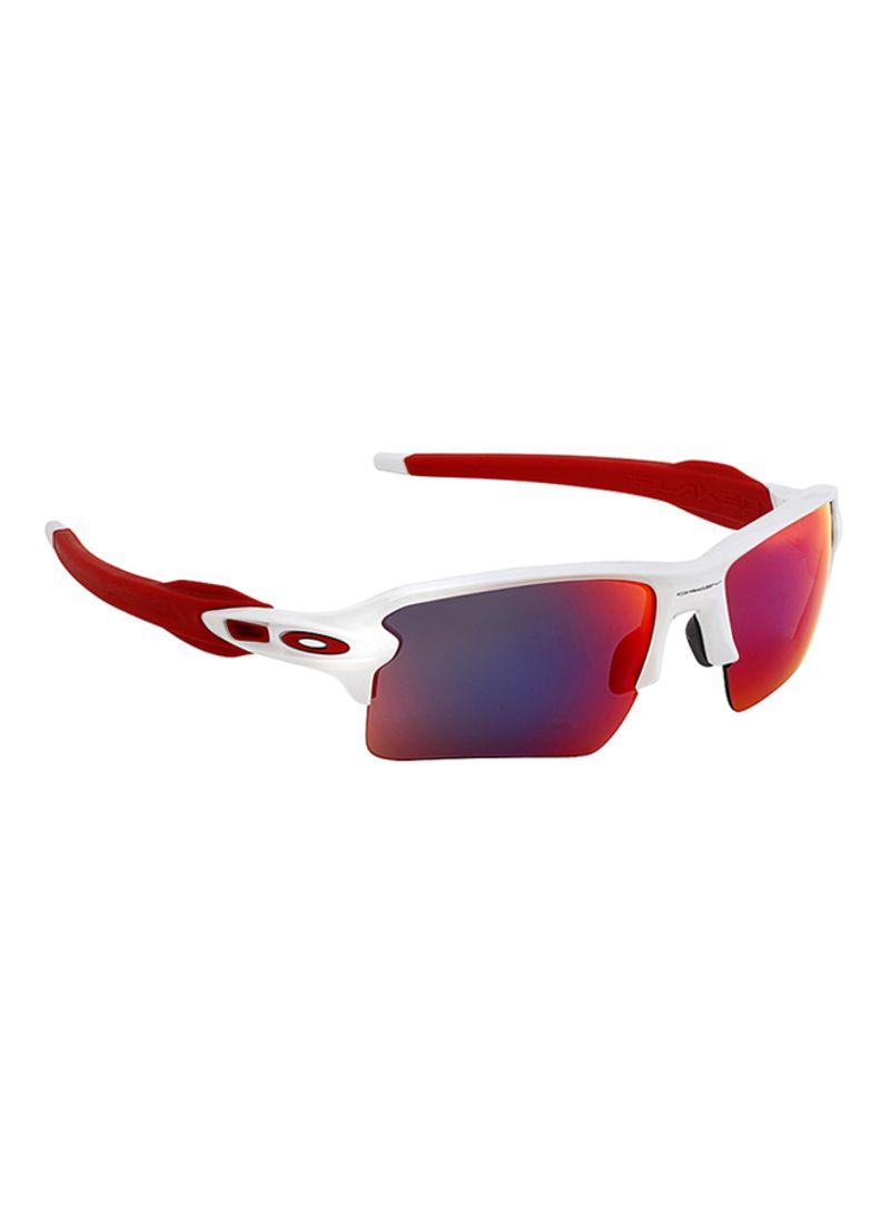 60294025e9a Shop OAKLEY Men s Flak 2.0 XL Sports Sunglasses OO91889188215912 ...