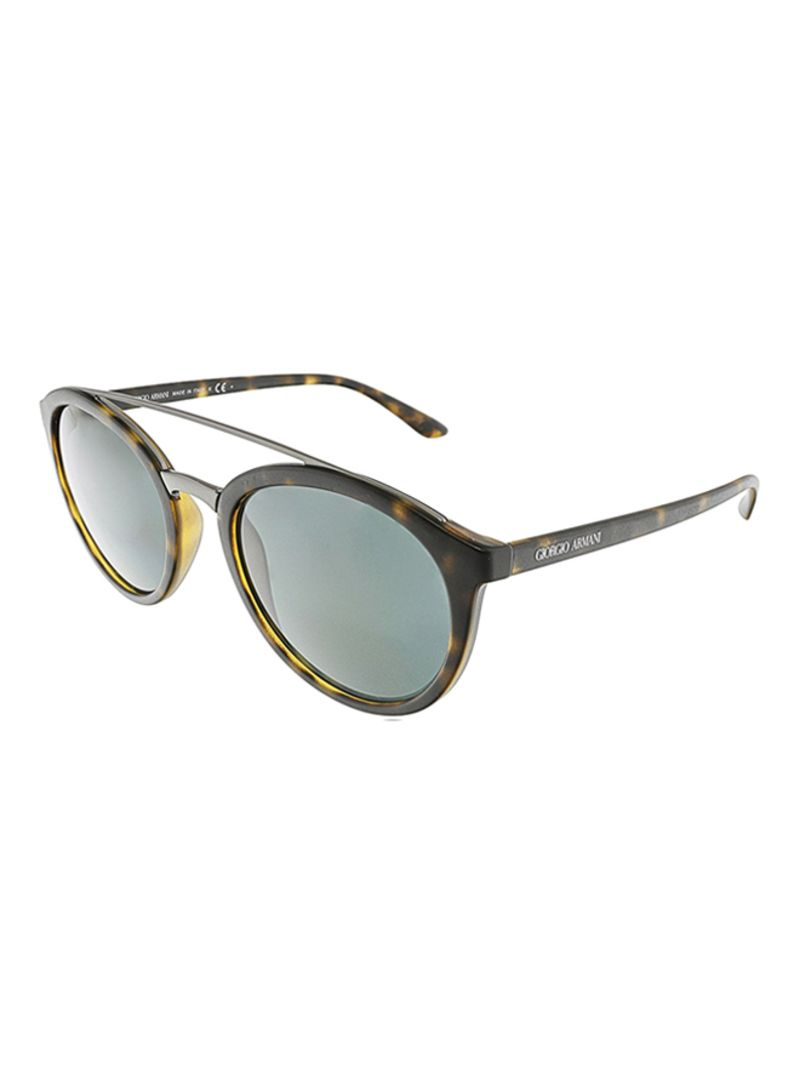 57f39c8ba7806 Shop GIORGIO ARMANI Men s Oval Sunglasses AR8083-508971 online in ...