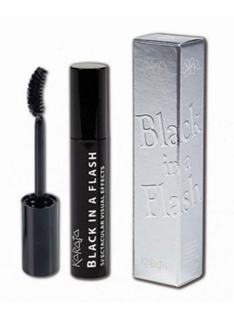 Shop Karaja Black In Flash Spectacular Visual Mascara Black Online In Dubai Abu Dhabi And All Uae