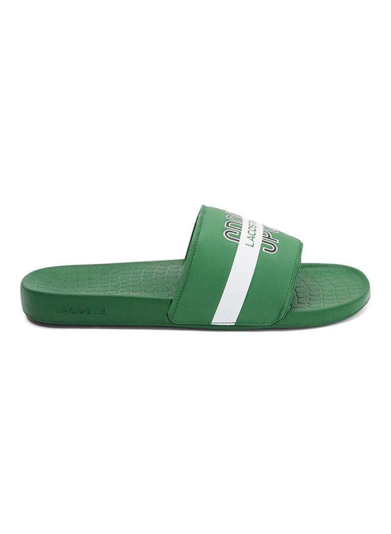 21d6b8142 Shop Lacoste Fraisier 118 1 P CAM Slides online in Dubai