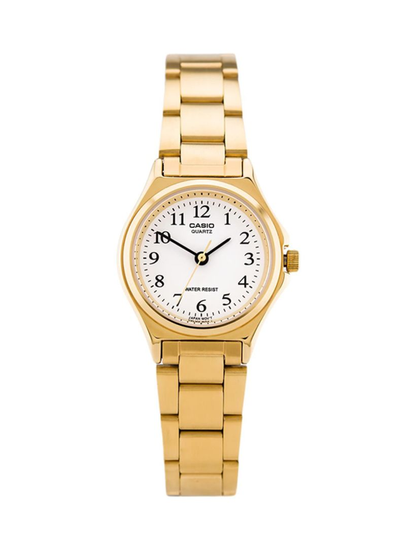 e601af705 1 Offer Available. otherOffersImg. Casio. Women's Stainless Steel Analog  Watch ...