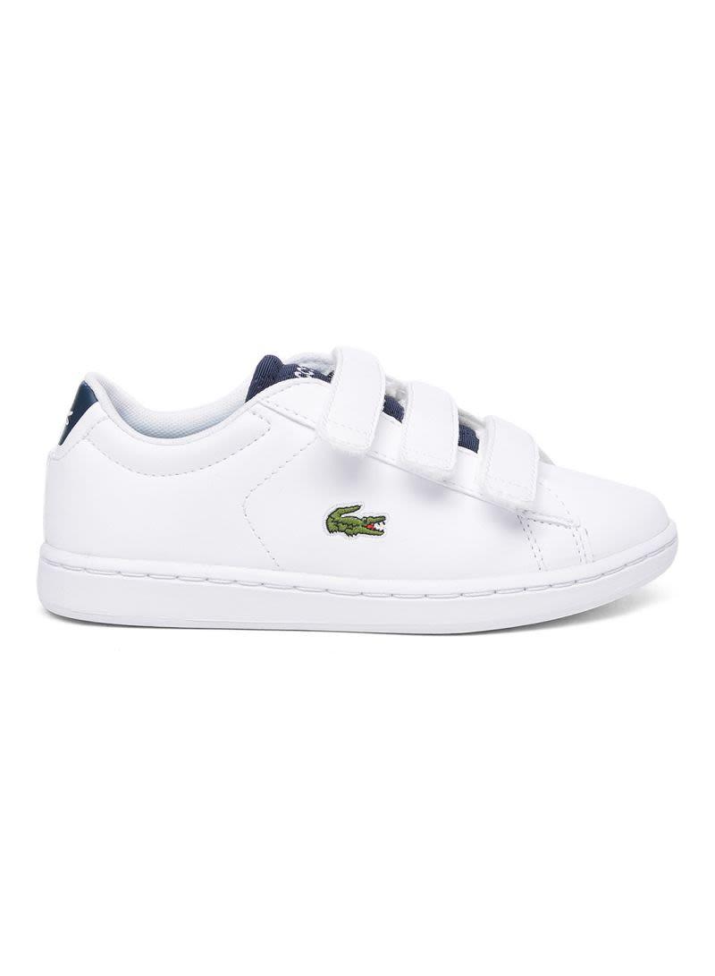 95ff3780e Shop Lacoste Kids Unisex Carnaby EVO 317 1 SPC online in Dubai