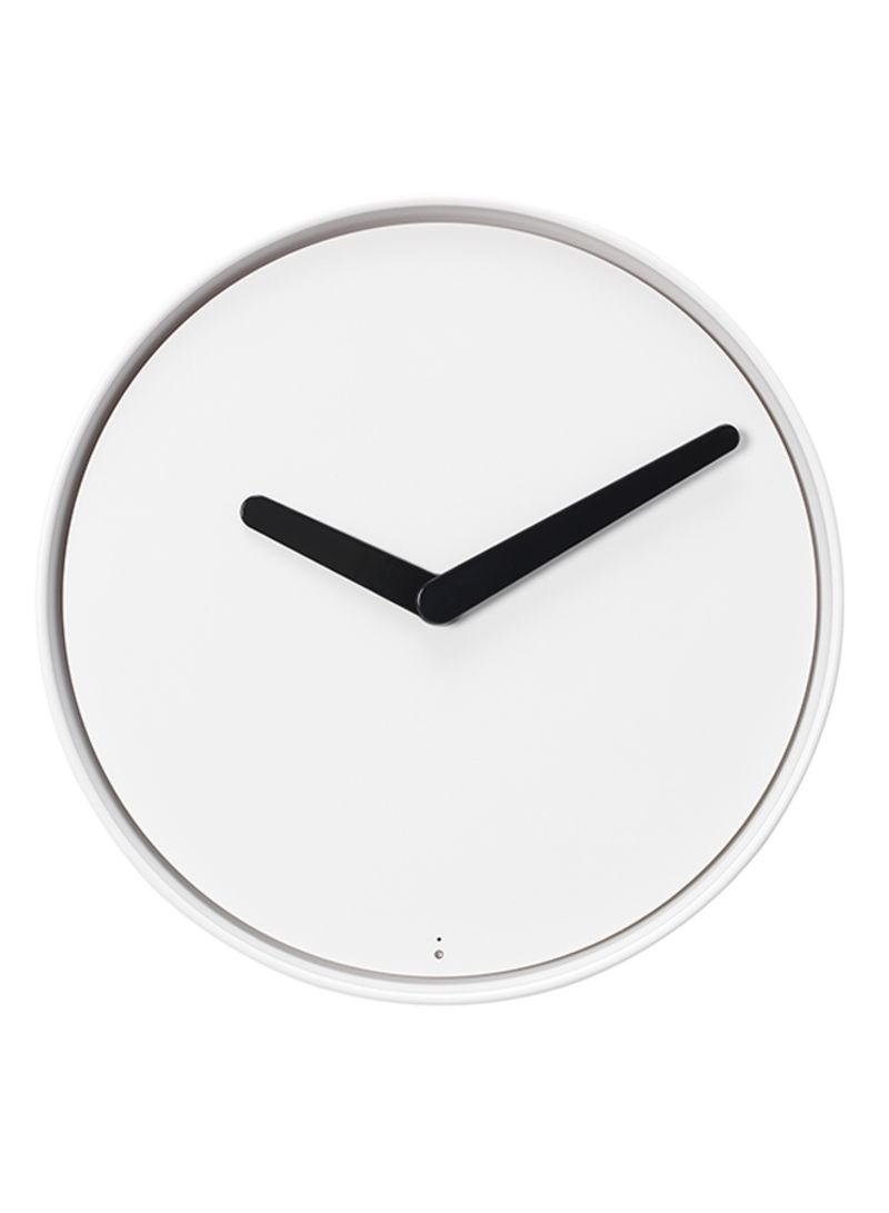 4f2304c81 Shop Ikea Stolpa Wall Clock White 32 centimeter online in Dubai, Abu ...
