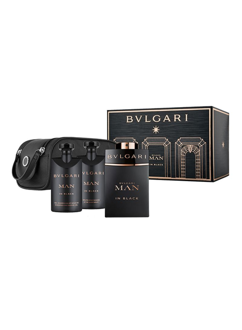 7e04dec72fc otherOffersImg v1526478292 N14626424A 1. BVLGARI. 3-Piece Man In Black Gift  Set (1 EDT 100 ml