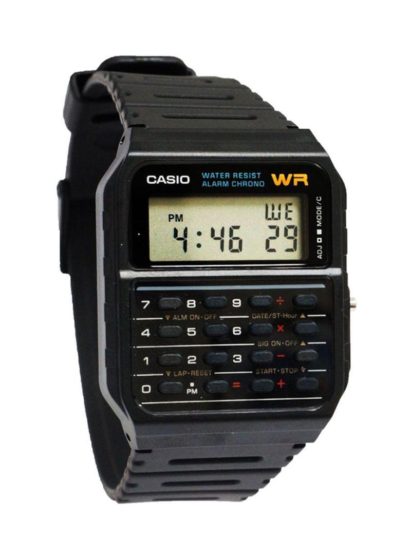 Casio CA-53W-1CH User Manual