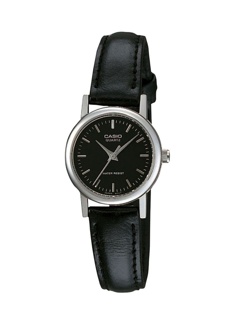 bf4dd6cfc 1 Offer Available. otherOffersImg. Casio. Women's Leather Analog Watch ...