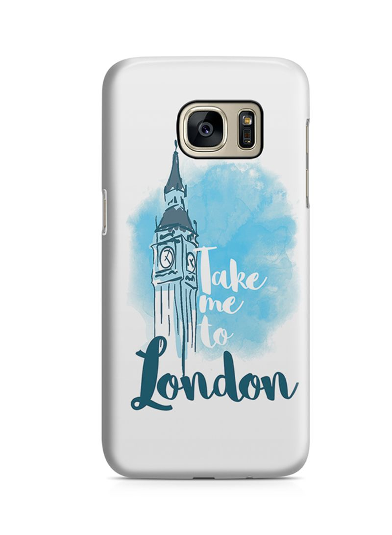 Shop Loud Universe Thermoplastic Polyurethane Wrap Around Case For Samsung  Galaxy S7 Edge London Famous World Destination online in Dubai, Abu Dhabi