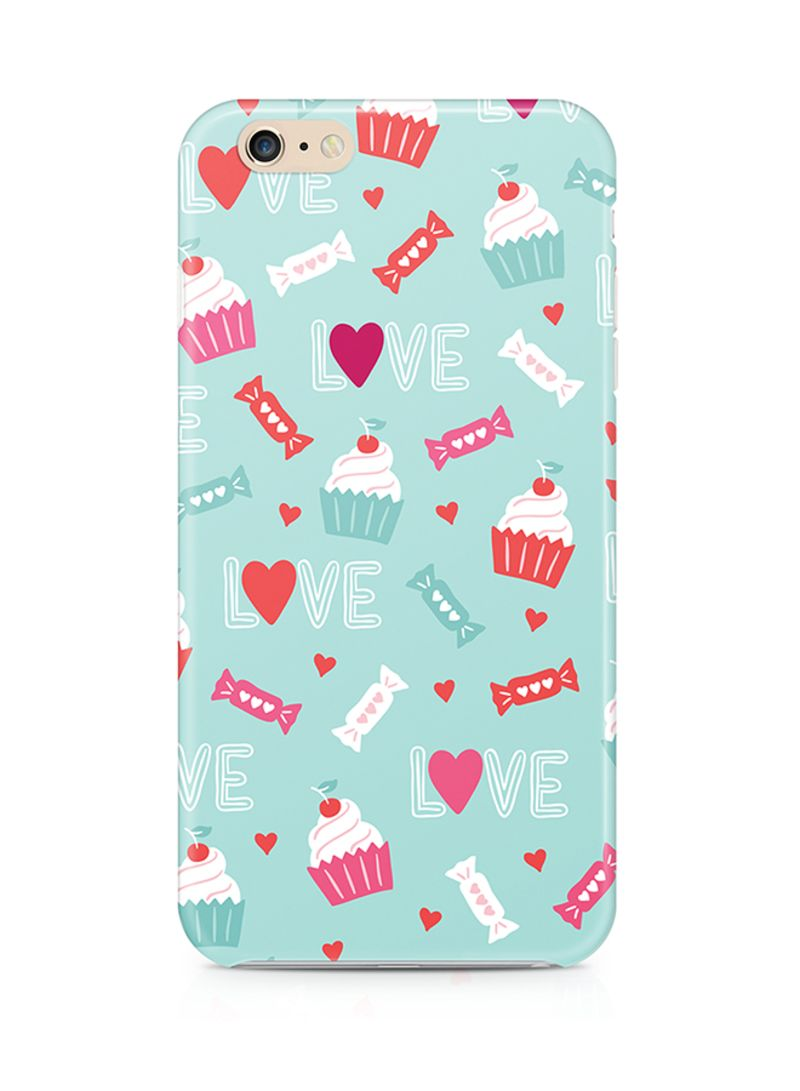 Shop Loud Universe Thermoplastic Polyurethane Wrap Around Case For Apple  iPhone 6s Plus Cute Love Romance Heart Pattern online in Dubai, Abu Dhabi  and