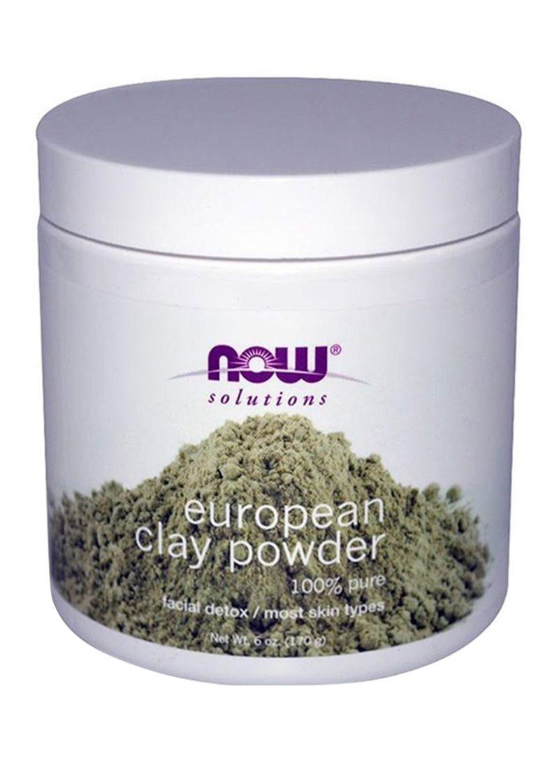 6d348340c سعر Pure European Clay Powder أخضر 170 غم فى السعودية | نون ...