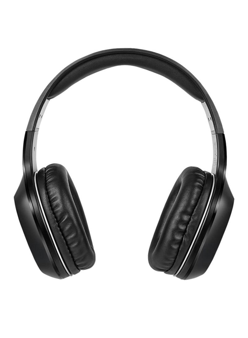 99e5f2303a0 Shop EDIFIER W806BT Bluetooth On-Ear Headphones With Mic Black ...