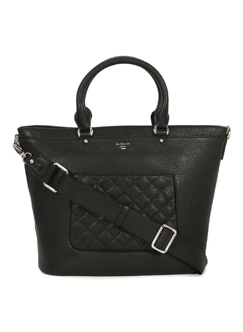 1d917308cf otherOffersImg v1526930534 N14742617A 1. Da Milano. Top Handle Tote Bag