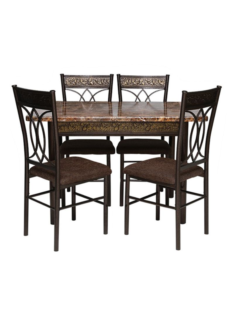 OtherOffersImg V1526975290 N14715376A 1 PAN Emirates 5 Piece Spenio Dining Table
