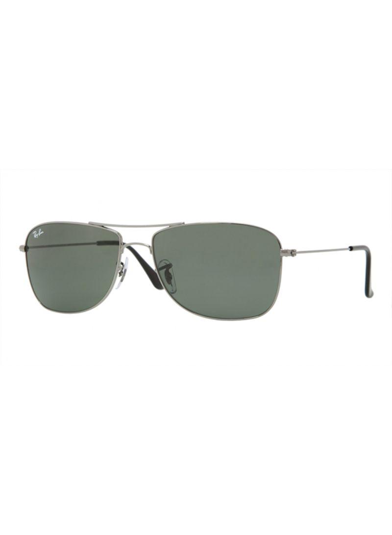 bec6284e45 Shop Ray-Ban Aviator Sunglasses RB 3477 004 size 59 online in Dubai ...