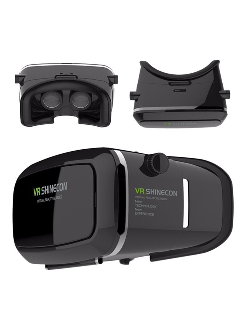 73d8f362afb otherOffersImg v1527080519 N14736610A 1. VR SHINECON. Virtual Reality 3D  Video Game Glasses Black