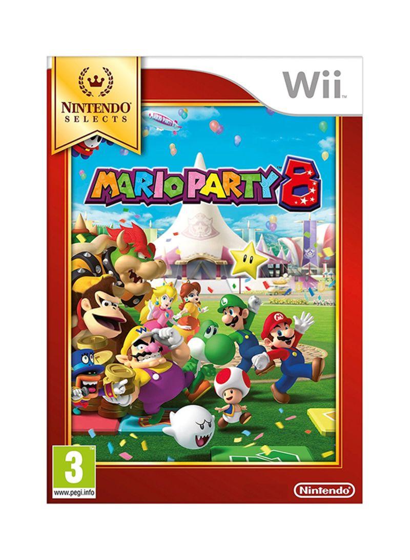 Shop Nintendo Mario Party 8 - Nintendo Wii online in Dubai, Abu Dhabi and  all UAE