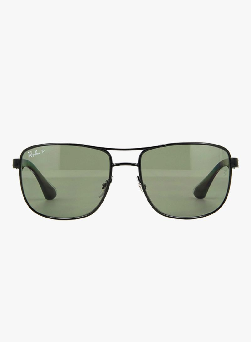 913283e520 Shop Ray-Ban Pilot Sunglasses RB3533-002 9A-57 online in Dubai