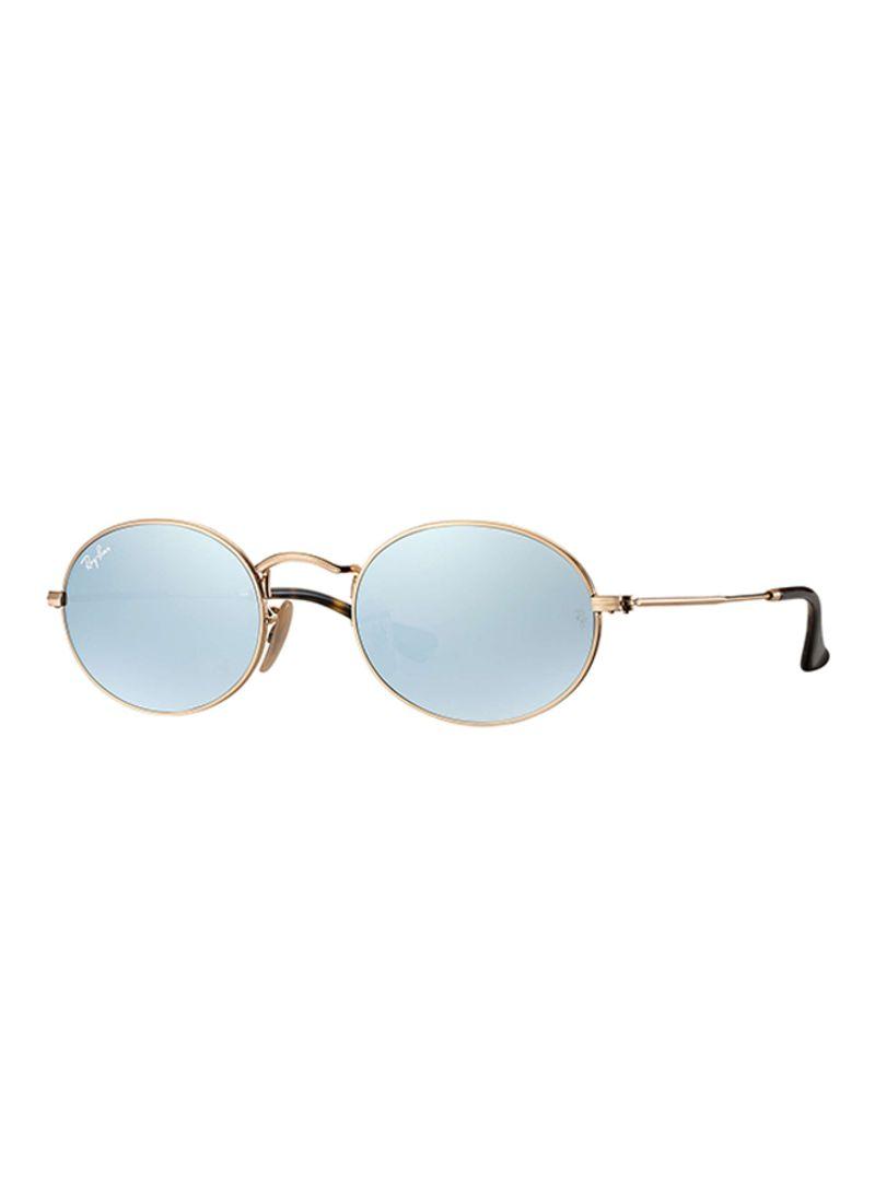 f0aa0cfcf0 Shop Ray-Ban Oval Sunglasses RB3547N-001 30-51 online in Riyadh ...