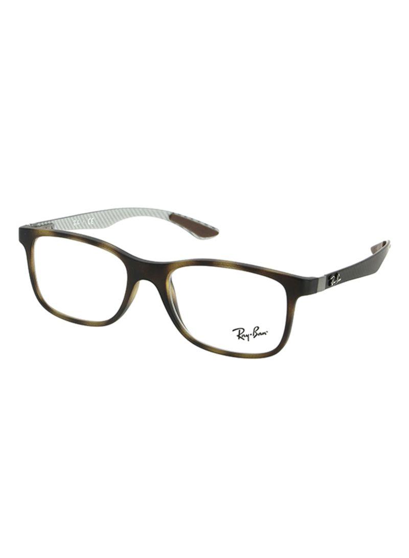 32cd31ebfc Shop Ray-Ban Men s Square Eyeglasses RX8903-5200-53 online in Riyadh ...