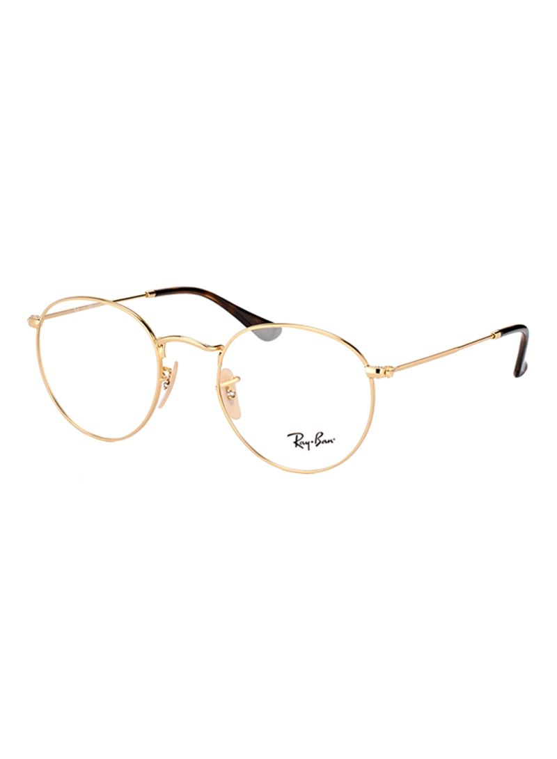 2a16320a1d otherOffersImg v1527405359 N14691800A 1. Ray-Ban. Round Eyeglasses  RX3447V-2500-50