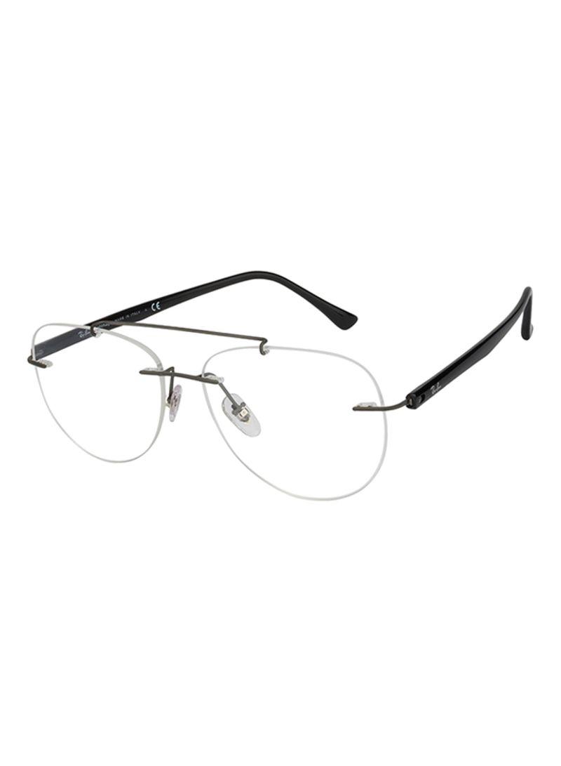 54bf0a255e52 Shop Ray-Ban Pilot Eyeglasses RX8749-1128-54 online in Dubai, Abu ...