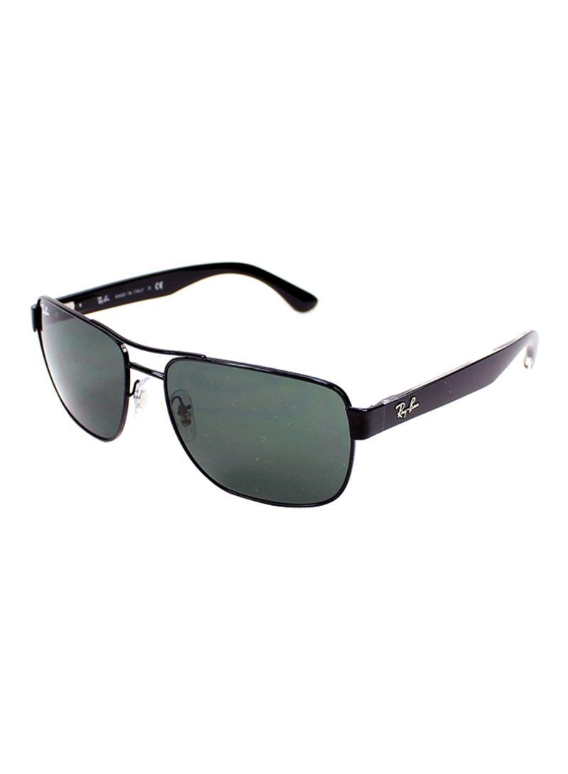 c80b81397c7a4 otherOffersImg v1527405406 N14691531A 1. Ray-Ban. Men s Rectangular  Sunglasses ...