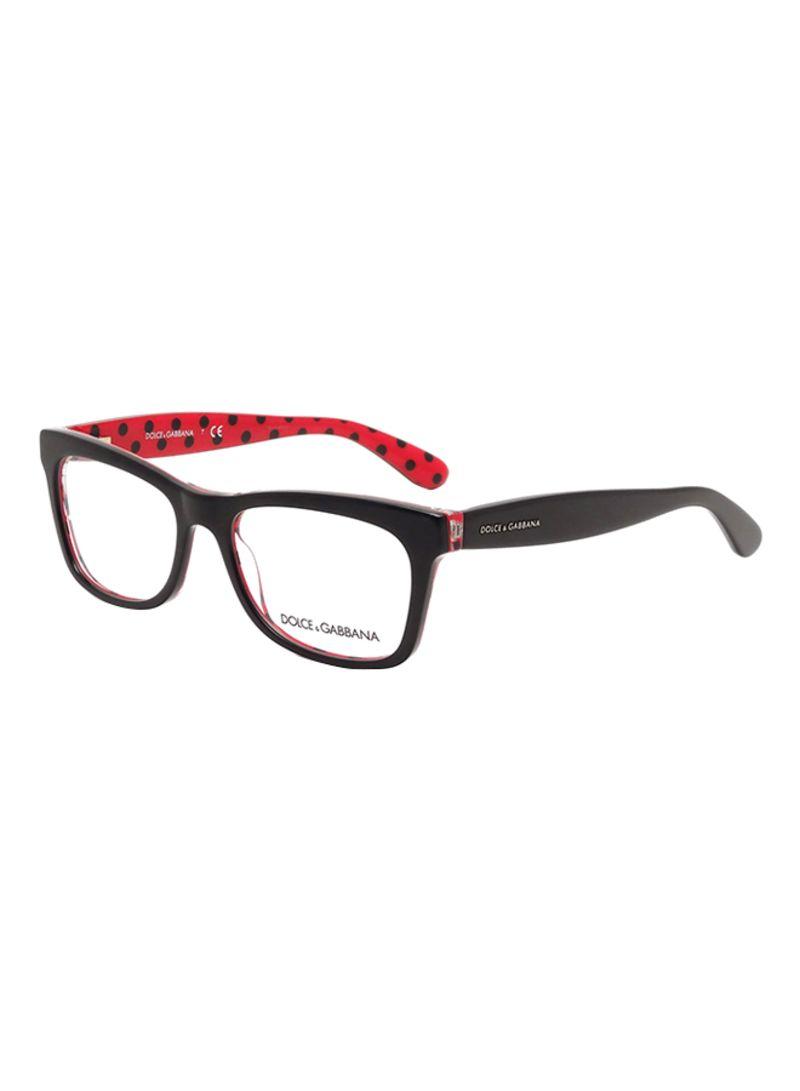 122429507d08 Shop Dolce & Gabbana Women's Cat Eye Eyeglasses DG3199-2871-53 ...