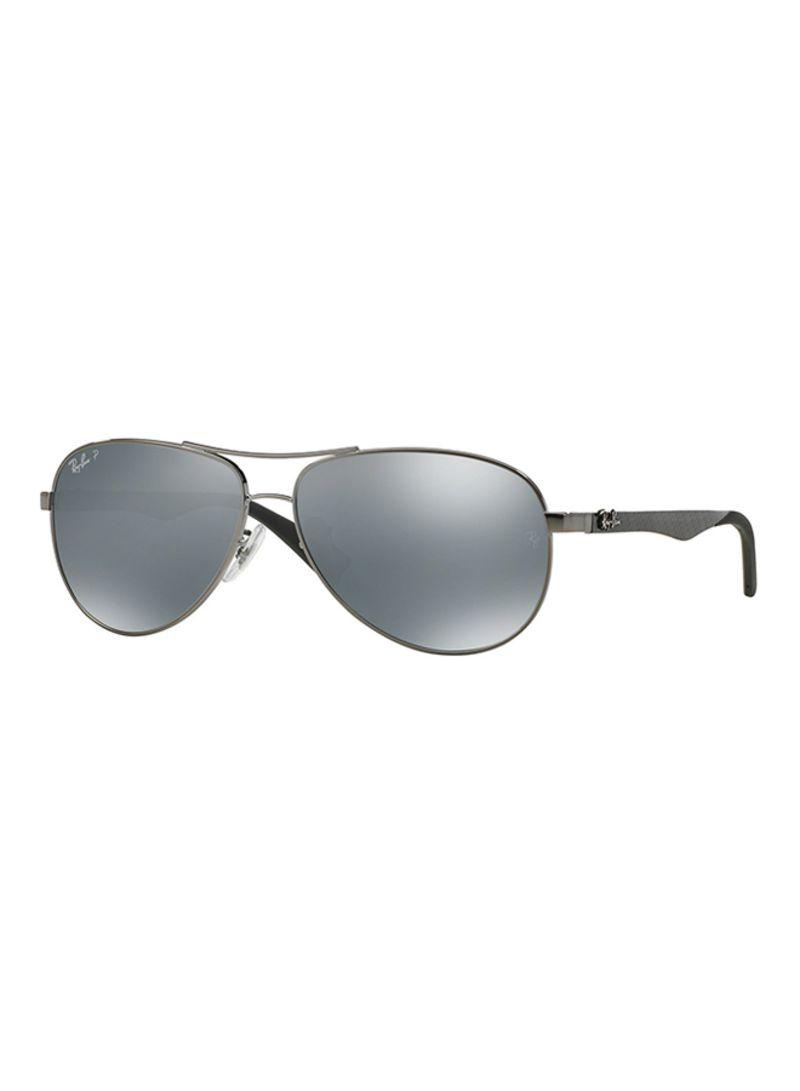 1f7968a4ca9 Shop Ray-Ban Aviator Sunglasses RB8313-004 K6-61 online in Riyadh ...